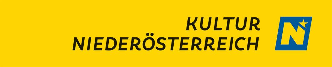 Kultur Niederösterreich Logo