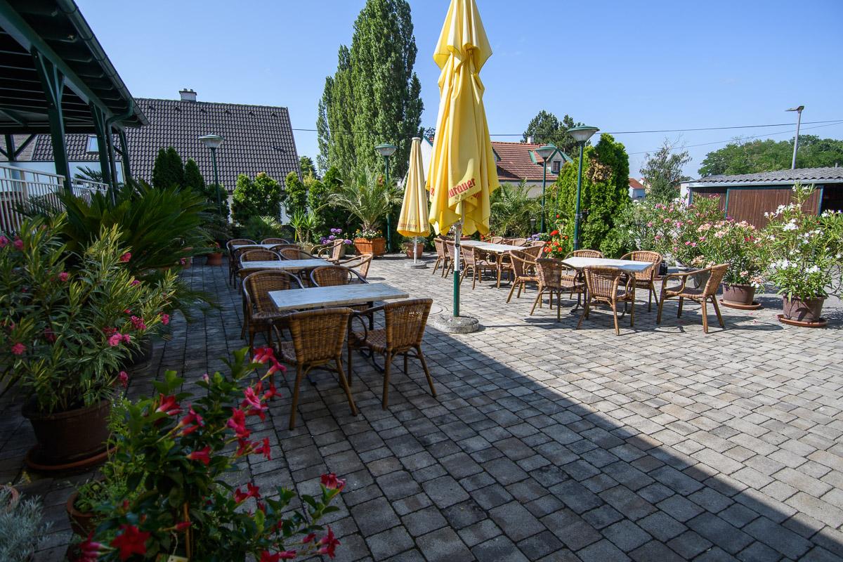 Gastgarten Gasthaus Breinreich
